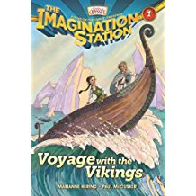 Voyage with the Vikings (Imagination Station #1)