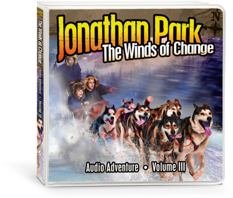 Jonathan Park: The Winds of Change Vol 3