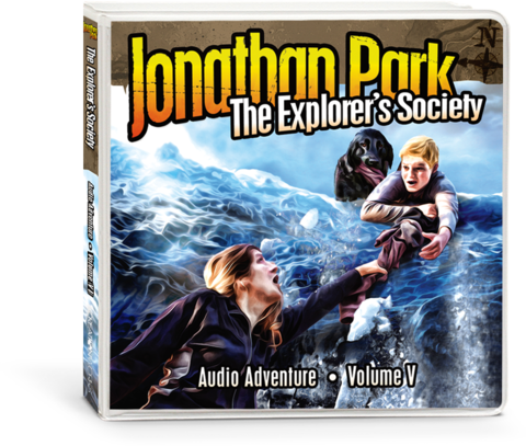 Jonathan Park: The Explorer's Society Vol 5