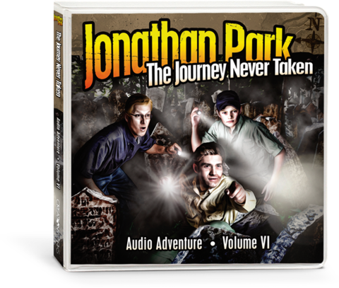 Jonathan Park: The Journey Never Taken Vol 6