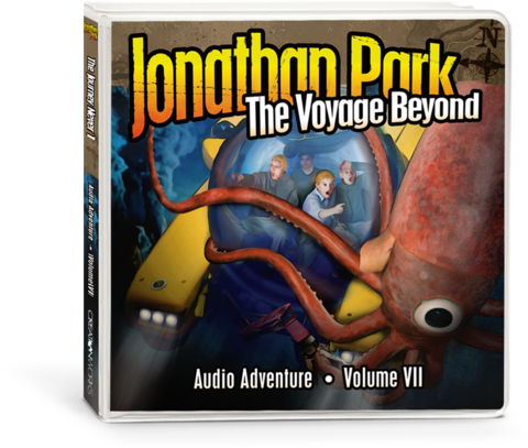 Jonathan Park: The Voyage Beyond Vol 7