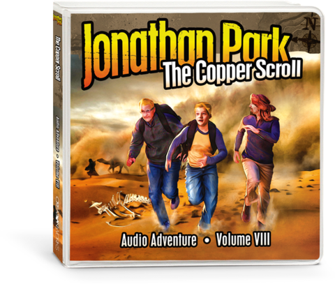 Jonathan Park: The Copper Scroll Vol 8