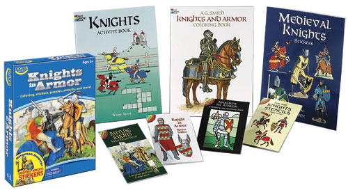 Knights in Armor Fun Kit (price includes US S&H)