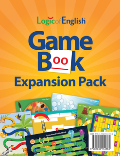 Logic of English Game Book Expansion Pack