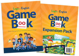 Logic of English Game Book Set