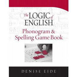 Logic of English Phonogram & Spelling Game Book