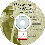 Last of the Mohicans Study Guide on CD-ROM