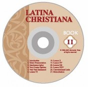 Latina Christiana 2 Pronunciation CD
