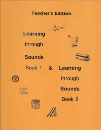 Learning Through Sounds Books 1 & 2 Teacher's Edition
