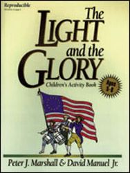 Light and the Glory - Activity book
