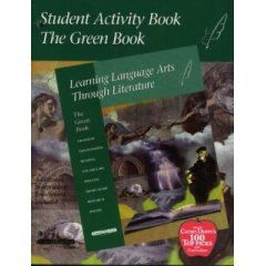 Learning Language Arts Through Literature - Green Student Book