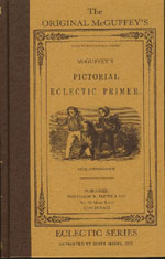 McGuffey's Readers - Pictorial Primer