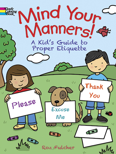 Mind Your Manners! (price includes US S&H)