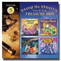 Patch the Pirate Treasure Box Vol. 5 - CD