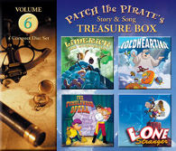 Patch the Pirate Treasure Box Vol. 6