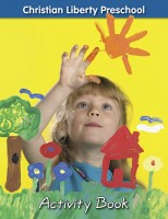 Preschool Activity Book
