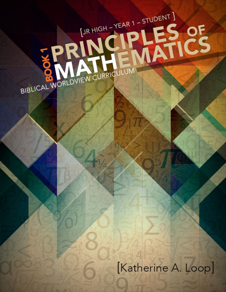 Principles of Mathematics - Book 1 Student Textbook