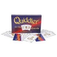 Quiddler - Short Word Game (price includes US S&H)