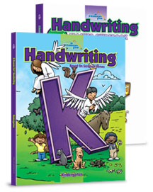 Reason for Handwriting - Kindergarten