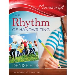 Rhythm of Handwriting Manuscript Student Book