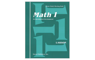 Saxon Math 1 Workbook Set
