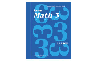 Saxon Math 3 Homeschool Kit