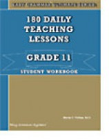Easy Grammar Ultimate 11 - 180 Daily Lessons, Student Book