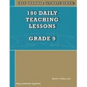 Easy Grammar Ultimate 9 - 180 Daily Teaching Lessons