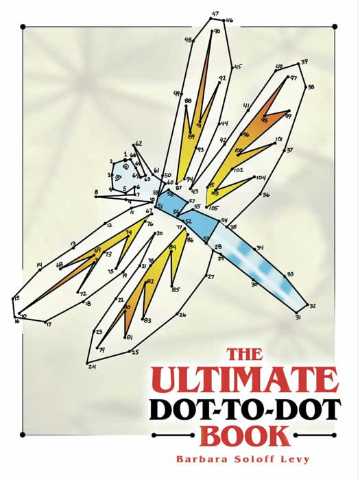 Ultimate Dot-to-Dot Book (price includes US S&H)