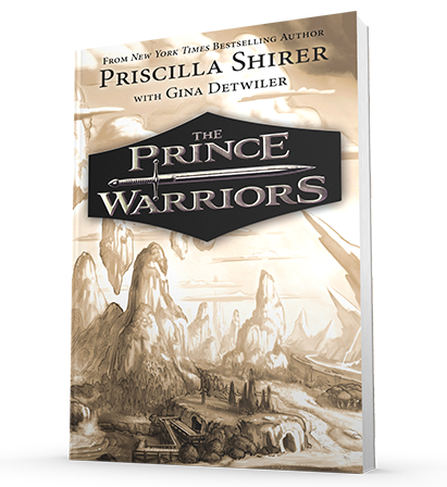 Prince Warriors - 3 book set