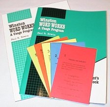 Winston Grammar Word Works - Complete Set