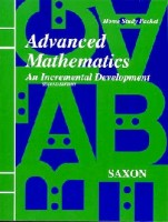 Saxon Advanced Math Tests & Answers Packet
