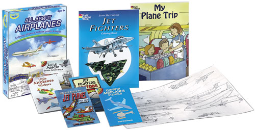 All About Airplanes Fun Kit (price includes US S&H)