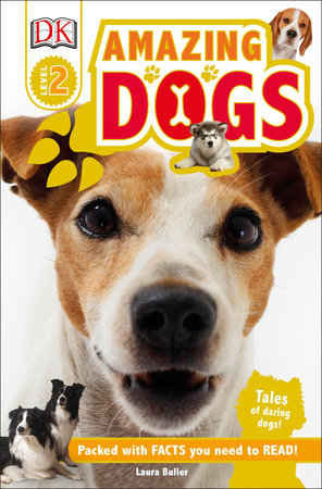 Amazing Dogs - Level 2 Reader