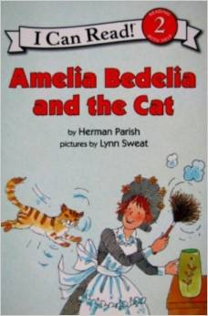 Amelia Bedelia and the Cat - Level 2 Reader