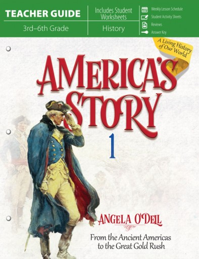 America's Story 1 - Teacher Guide