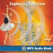 Exploring Creation with Anatomy and Physiology MP3