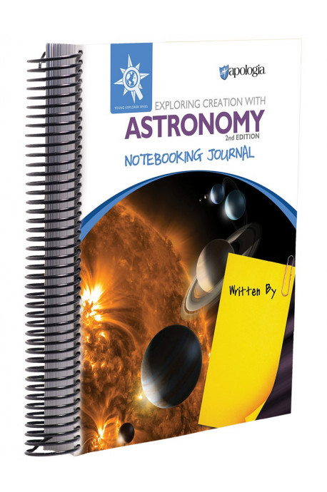 Exploring Creation with Astronomy Notebooking Journal
