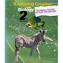 Exploring Creation with Biology (2nd) Student Notebook