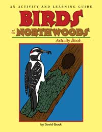 Birds of the Northwoods Activity Book