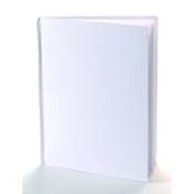 Blank Book - Large Hardcover (price includes US S&H)