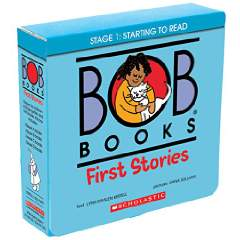 Bob Books - First Stories