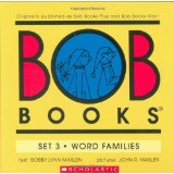Bob Books - Set 3 Word Families