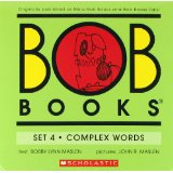 Bob Books - Set 4 Compound Words