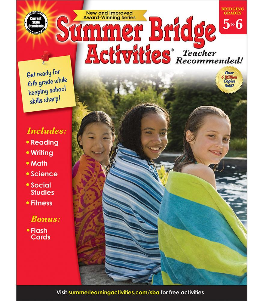 Summer Bridge Activites - Bridging Grades 5 to 6