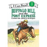 Buffalo Bill and the Pony Express - Level 3 Reader
