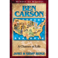 Ben Carson: A Chance at Life - Heroes of History