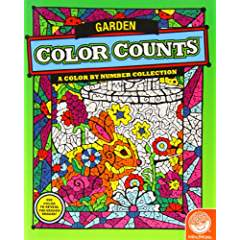 Color Counts - Garden (price includes US S&H)