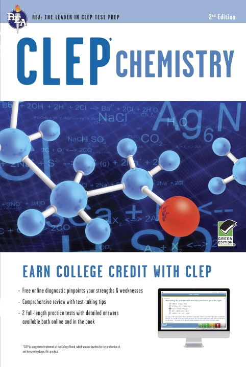 CLEP - Chemistry with Online Practice