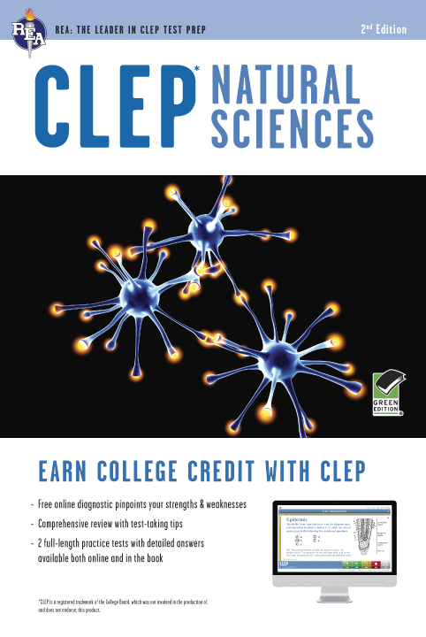 CLEP - Natural Sciences with Online Practice